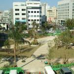 橘公園噴水広場整備工事