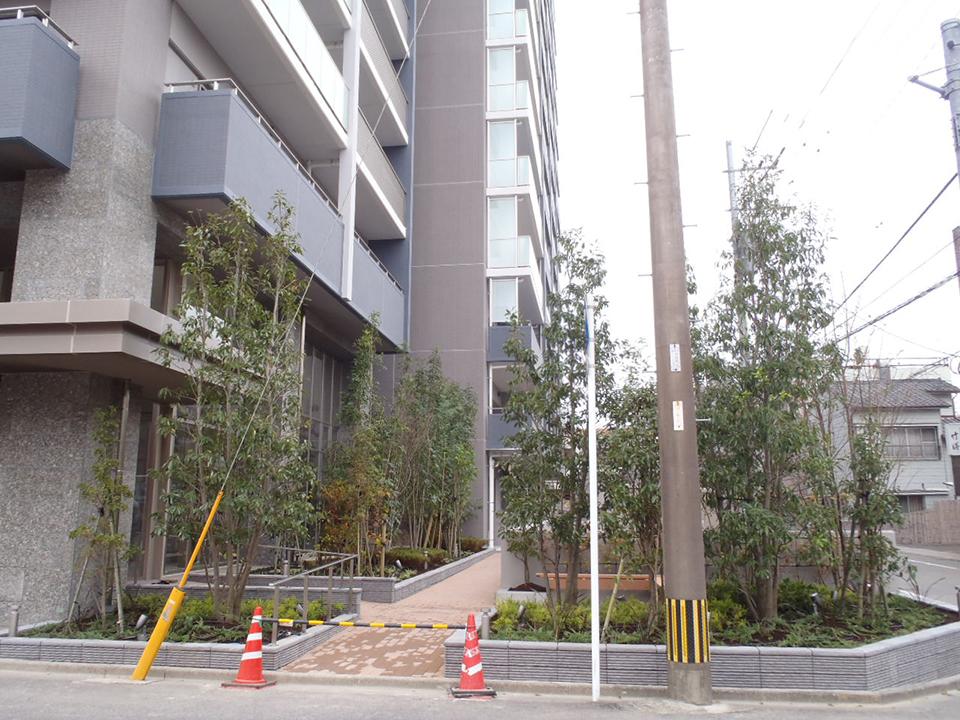 宮崎市Pマンション1