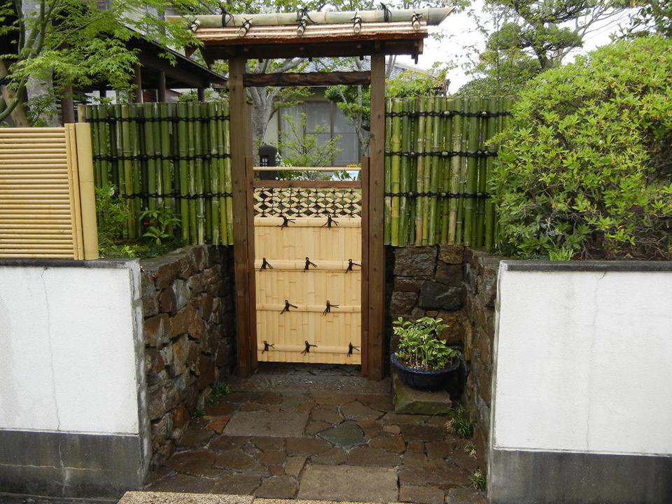 K邸庭園改修工事1