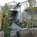 S邸庭園改修工事1